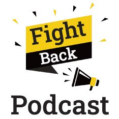 Fight Back podcast logo